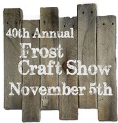 Frost PTSA 40th Annual CRAFT SHOW