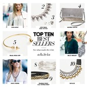 Top Sellers in the Fall Line