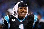 Cam Newton in His Second Year