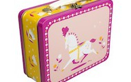 Blafre Circus Horse Lunch Suitcase