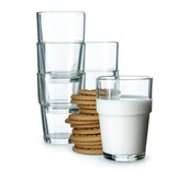 IKEA REKO GLASS, CLEAR GLASS – ايكيا كأس, زجاج شفاف