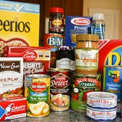 Examples of non-perishable food items