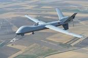 Italian's General Atomics MQ-9 Reaper