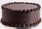 Chip's Chocolate Cake