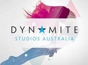 I dance at Dynamite Studios Australia