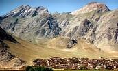 Zargos Mountains