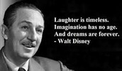 Memorable Quotes From Walt Disney