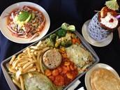 Deliciosa comida hecha especialmente para complacer a nuestros clientes