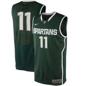 Green Basketball Jersey
