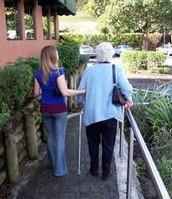 Ayudar los mayores