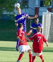Men's Soccer v. Lake Forest College