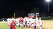 Baseball Victory