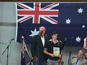 Australia Day Awards - Senior Sports Person