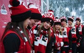 Canadian teams arrive in Sochi
