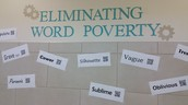 Eliminating Word Poverty