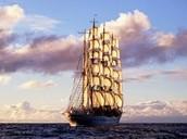 How ship sails still affect ancient china
