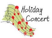 Holiday concert on Thursday, Dec 17