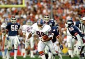Super Bowl 21, The Denver Broncos vs The New York Giants