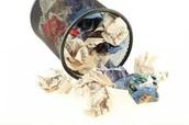 Sala de 4 Años ¿Todo papel que se tira es basura?