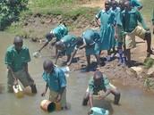 L'eau et L'education