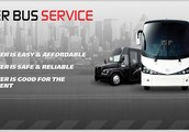 Hire A Bus Rental Service Through A Very Reliable Bus Company