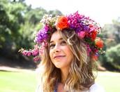 Make Flower Crowns!