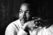 Martin Luther King, Jr. Service in Wesley Chapel- Monday, January 18th at 7:00 PM