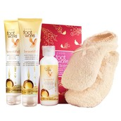 Foot Works Toasted Macadamia Nut Collection