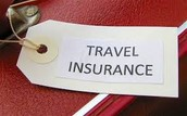 TRAVEL INSURANCE REQUIREMENT