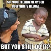 Don´t cyber bully