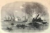 Battle at Galveston Island