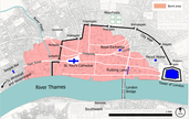 Central London 1666