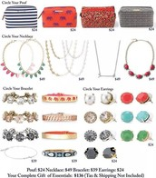 Stella & Dot Gift Pack Ideas