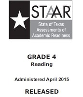 STAAR Released Tests
