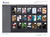 Axis 360 Magic Wall of Books