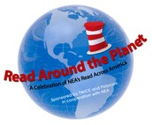 2015 READ AROUND THE PLANET* Registration NOW OPEN!