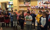 2/3 Students Share For Their Holiday Concert