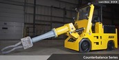 Counterbalance Trucks – Considerations for Buyers to Keep In Mind