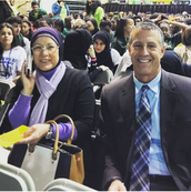 Mrs. Nawal Hamadeh & Mr. Dan Quisenberry