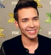 His smile and dimples!!