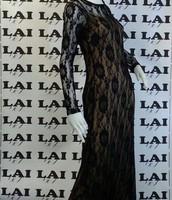 שמלה כפולה מקסי