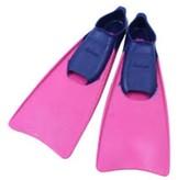 Long finned flippers