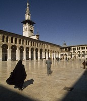 The Great Mosque - originally built in 715 AD