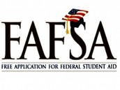 Complete your Free Application for Federal Student Aid Here