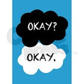 """""""Maybe 'okay' will be our 'always"""""""