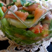 russian imperial salad