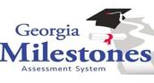 Georgia Milestones Assessment - April 27 & 29