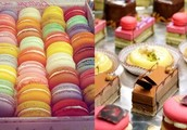 Our shop Sells Many kind of Macaroons and cake