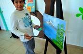 Estimulamos la creatividad artística