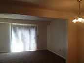 Ample Living Space!